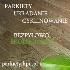 ZAKŁAD USŁUGOWY POSADZKARSTWO DOMINIK FLAK Kraków Firma budowlana, cyklinowanie parkietu,  renowacja parkietu,  montaż parkietu