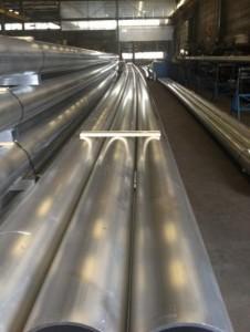 MG Handel AG Wildau drut aluminiowy, rury aluminiowe, rury aluminiowe bezszwowe, aluminiowe przewody elektryczne