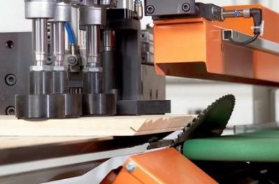 mbm Maschinenbau Ges.m.b.H. Schwarzach Piły tarczowe formatujące, sprzęt do załadunku i rozładunku; automatyczny; do obrabiarek, podwójne piły kątowe, obrotnice (stoły obrotowe)