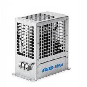 FUSS-EMV Ing. Max Fuss GmbH + Co KG Berlin Przedsiębiorstwo przemysłowe, Usługi związane z branżą automatyki, dławiki zasilania, elementy posiadające kompatybilność elektromagnetyczną (EMC)