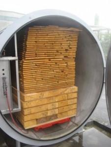 Kronseder Trockentechnik GmbH & Co. KG Vilsbiburg komory ciepłownicze, instalacje do suszenia drewna, instalacje do suszenia, instalacje suszenia próżniowego