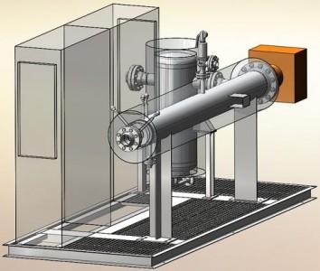 OhmEx Industrielle Elektrowärme GmbH Großwallstadt elektryczne przepływowe podgrzewacze wody do zastosowań przemysłowych, przepływowe gazowe podgrzewacze wody dla zakładów, instalacje transferu ciepła, termostaty