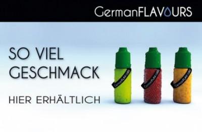GermanFLAVOURS Wuppertal aromaty, armaty tytoniowe, gliceryna, glikol 1