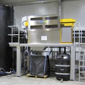 Aquachem Separationstechnik GmbH Senden instalacje uzdatniania wody dla przemysłu betonowego, prasy filtracyjne membranowe, prasy filtracyjne komorowe, prasy filtracyjne