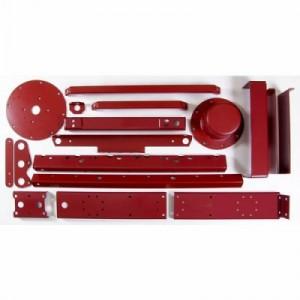 NET-COMPONENTS GMBH Wustermark odlewy precyzyjne, obróbka metali CNC, żeliwo sferoidalne, laserowa obróbka blachy