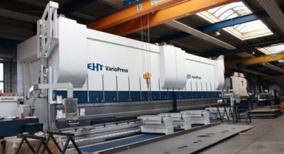 Rime GmbH Riesa Przedsiębiorstwo przemysłowe, Dostawca elementów metalowych, części tłoczone i gięte, wykańczanie krawędzi