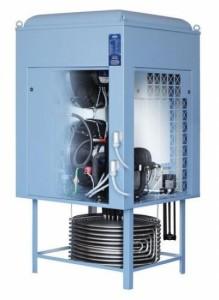 Hoffmann Maschinen- und Apparatebau GmbH Lengede chłodnice do emulsji, jednostki ponownego chłodzenia oleju dla obrabiarek, laserowe instalacje chłodzące, urządzenia do ponownego chłodzenia wody