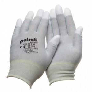 D.K. MFG Sp. z o.o. Halinów Józefin PK 401 - rękawice antystatyczne węglowe palce pokryte PU