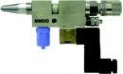 Alfred Schütze Apparatebau GmbH Weyhe pojemniki ze sprejem na spust, sprzęt rozpylania farby ze skompresowanym powietrzem, rozpylacze farby ze skompresowanym powietrzem, systemy sprejowe do olejów i innych płynów