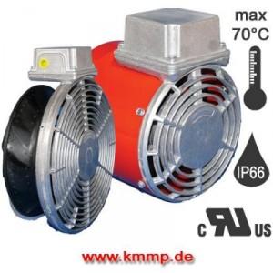 Kurt Maier Motor-Press GmbH Kalefeld jednostki wymuszonej wentylacji, części zamienne do silników elektrycznych, enkodery inkrementalne wału, odlewy ciśnieniowe aluminium