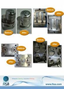 FiSA Ultraschall GmbH Kandel ultradźwiękowe systemy czyszczące, usługi czyszczenia komponentów, maszyny do czyszczenia form, automatyczne ultradźwiękowe maszyny czyszczące