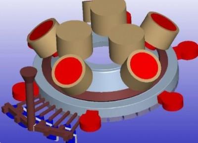 Esterer Gießerei GmbH Altötting Armatura wykonana ze staliwa,  odlewy ze stali nierdzewnej,  usługi frezowania CNC,  odlewy prototypowe