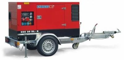 Endress Elektrogerätebau GmbH Bempflingen Dostawca urządzeń dla przemysłu i handlu, zasilacze (awaryjne agregaty prądotwórcze,  np. do wypadków),  elektrownie w stanie gotowości i czuwania