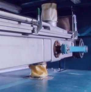 A. Ebbecke Verfahrenstechnik AG Bruchköbel usługi granulowania,  usługi frezowania,  mieszanie pyłów przemysłowych na zlecenie,  przesiewanie
