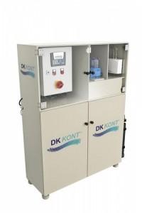 Dr. Küke GmbH Wedemark Biocydy dla przemysłowego uzdatniania wody,  dezynfektanty,  dezynfektany do basenów,  instalacje do produkcji dwutlenku chloru