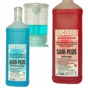 ELYSEE GmbH Augsburg produkty do czyszczenia pokryć podłogowych,  mydło w kremie,  produkty do pielęgnacji skóry,  kremy do rąk