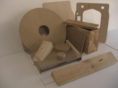 Holz-Speckmann GmbH & Co. KG Halle drewno ogrodowe,  średniej gęstości płyty pilśniowe (MDF),  płyty wiórowe,  laminowane płyty drewniane