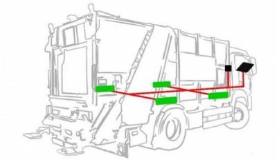 Krickl Waagen Systeme GmbH Stockerau Firma, systemy identyfikacyjne dla usuwania odpadów,   systemy identyfikacyjne kontenerów,  wagi do pomiaru ładunków w samochodach ciężarowych
