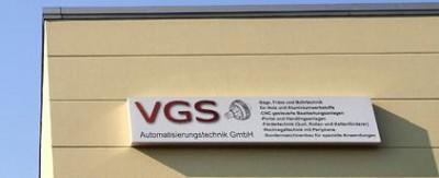 VGS Automatisierungstechnik GmbH Schloß Holte-Stukenbrock Przenośniki łańcuchowe, Przenośniki taśmowe, Przenośniki rolkowe (transportery kołowe), Systemy automatyki