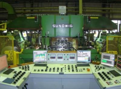 Auerhammer Metallwerk GmbH Aue folie metalowe, bimetale termostatyczne, taśmy metalowe walcowane na zimno, usługi wyżarzania i obróbki cieplnej