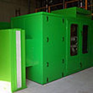 LBF Technik GmbH Lauterbach instalacje budowlano-przemysłowe,  rurociągi przemysłowe,  materiały do izolacji dźwiękowej,  wentylacja