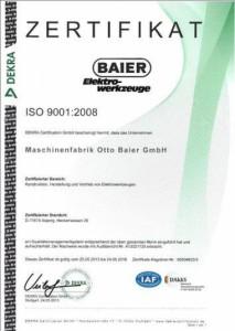 Baier Maschinenfabrik GmbH Asperg Wiertła,  elektronarzędzia,  narzędzia diamentowe