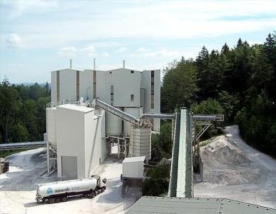 sh minerals GmbH Heidenheim kruszywo betonowe,  proszek wapienny,  węglan wapniowy,  dolomit