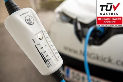 DiniTech / NRGkick St. Stefan im Rosental ładowarki do akumulatorów napędowych,  stacje do ładowania pojazdów,  sprzęt dla pojazdów elektrycznych,  wtyczki do akumulatorów dla pojazdów elektrycznych