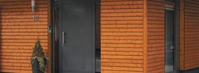 MORALT AG Hausham Außentür
