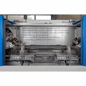HiCo Hartmann & Co. KG ZentrierSpannSysteme Oberndorf am Neckar stanowiska testowe dla pomp,  imadła maszynowe,  technika zaciskowa,  centrowanie systemów zaciskowych dla obrabiarek