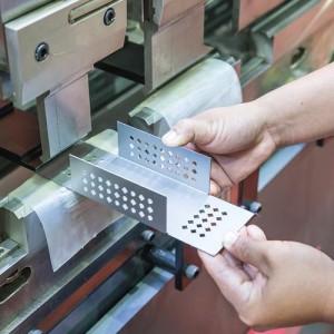 FACO Metalltechnik GmbH + Co. KG Ennepetal Prefabrykowane elementy z płyt perforowanych,  Blacha perforowana,  Półprodukty wykonane z perforowanej blachy,  Nierdzewne siatki z drutu stalowego; spawane punktowo
