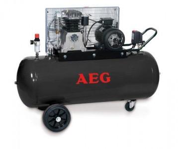 ABC KOMPRESORY Tychy sprężarka tłokowa  AEG B300