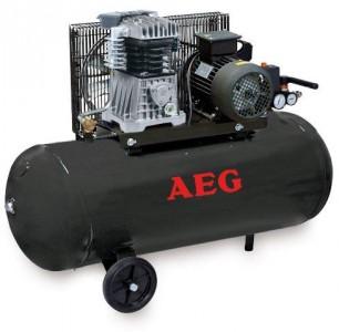 ABC KOMPRESORY Tychy sprężarka tłokowa AEG B100/36