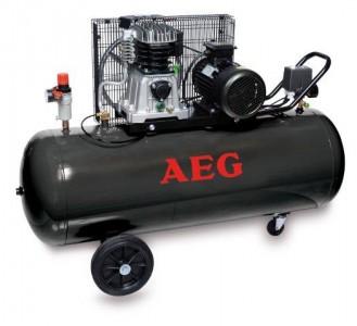 ABC KOMPRESORY Tychy sprężarka tłokowa AEG B200