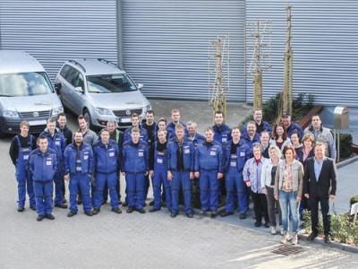 Steverding Rührwerkstechnik GmbH Stadtlohn Firma z branży rolniczej, przyrządy mieszające i miksujące,  mieszadła do oczyszczalni ścieków,  fabryk biogazu
