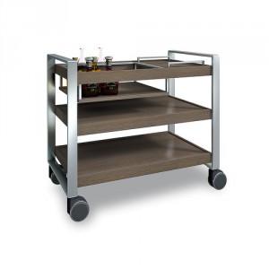 Wilhelm Ebinger Metallwaren GmbH Remshalden Wózki do herbaty ,  zrobione z drewnianych podporników wykorzystywane w gastronomii,  wózki serwisowe,  szafki chłodnicze do restauracji