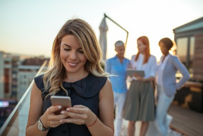 Smartfon biznesowy do uniwersalnego użytku