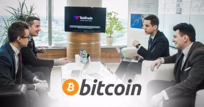 Bitcoin, waluta przyszłości, TeleTrade opinie specjalisty od kontraktów CFD