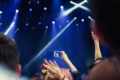 Plenerowy festiwal i Samsung Galaxy A5
