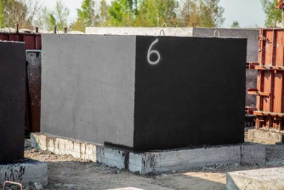 Szamba żelbetowe, żelbetonowe a może betonowe?