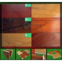 RYMAX Laminated Magnesium Floor Tile | Waterproof Floor Tile | Fireproof Flooring