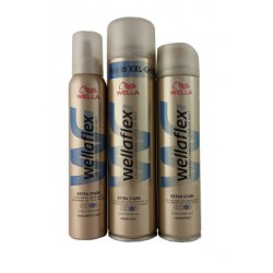 WELLAFLEX 400 ML N°4 LAKIER DO WŁOSÓW/HAIRSPRAY EXTRA STARK